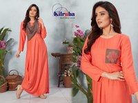 Designer Pure Cotton Kurti
