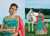 Bridal Party Wear Lehenga Choli