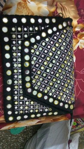 Stylish Beaded mirror bag
