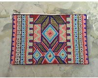 Ethnic Beaded Clutch Bags