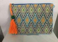 Handmade Beaded Bag