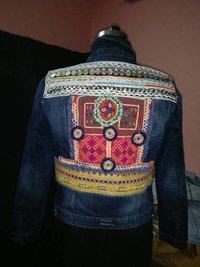 Tribal Denim Coats & Jackets for Women