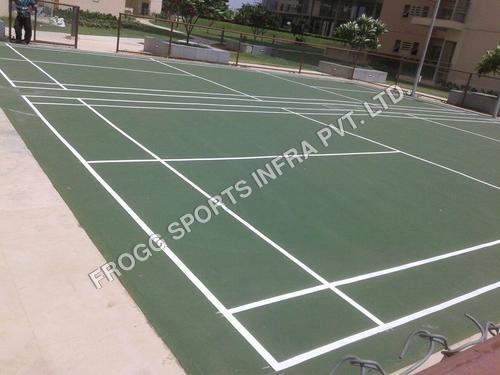 Frogg  Badminton Court