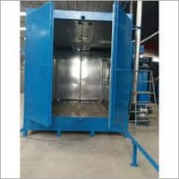 Industrial Powder Coating Curing Furnace