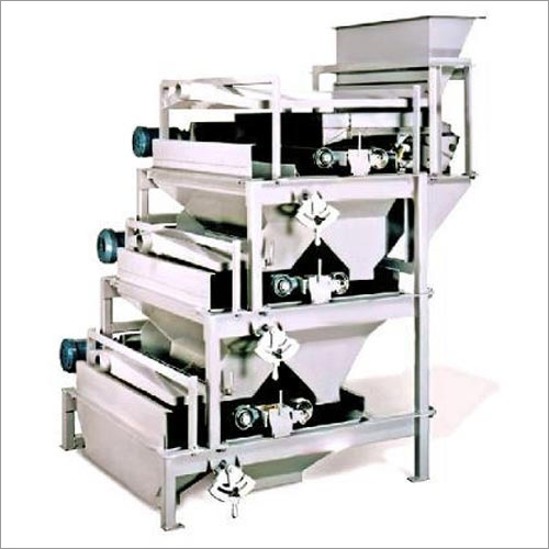 Four Roller Separator