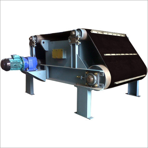 Electromagnetic Overband Separator