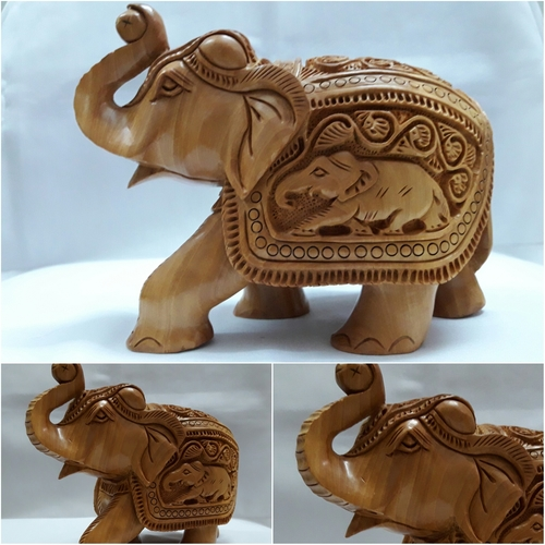 Wooden Carved Elephent