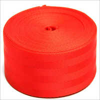 40mm Red Nylon Webbing and Tapes
