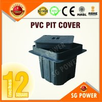 PVC Pit Cover