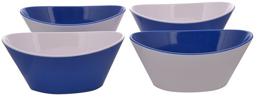 Oval Bowl set