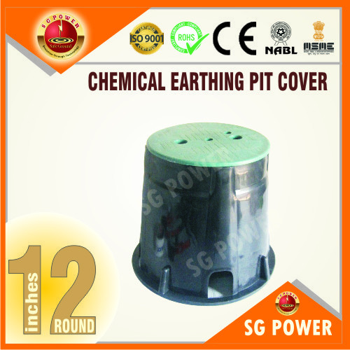 Chemical Earthing Pit Cover