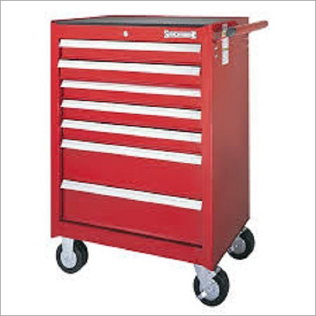 SS Tool Trolley