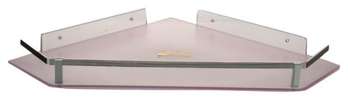 Corner Shelf Premium 12x12 Pink