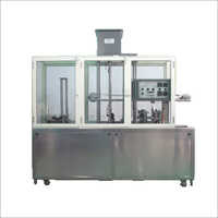 Automatic Glass Filling And Foil Filling Machines