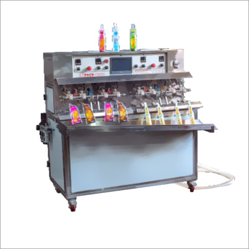 Fruit Shape Filling And Sealing Machine
