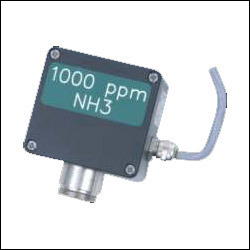 NH 3 Monitoring Refrigeration Plants Detector