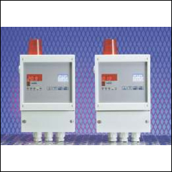 Fixed Gas Monitoring System