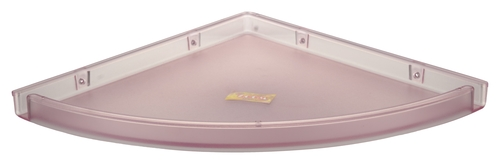 Royal Corner Shelf 12x12 Pink