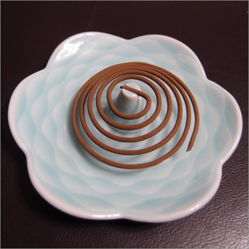 Camellia Patterned Incense Tray