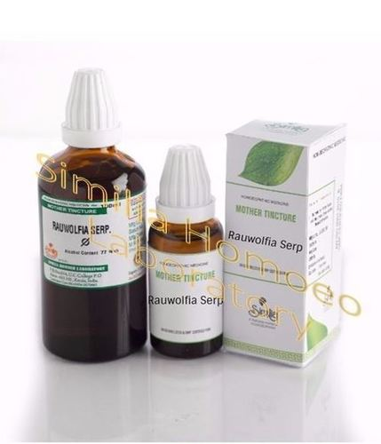 Homeopathic  Mother Tincture
