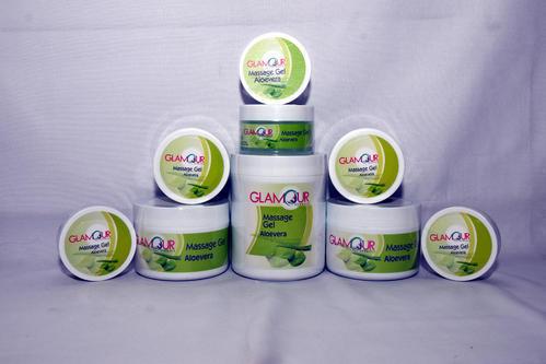 Aloe Vera Facial Massage Gel