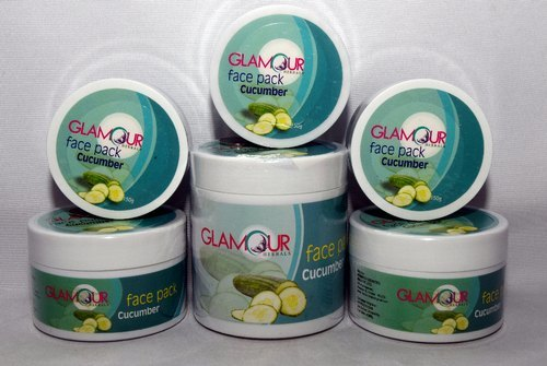 Glamour Cucumber Face Pack