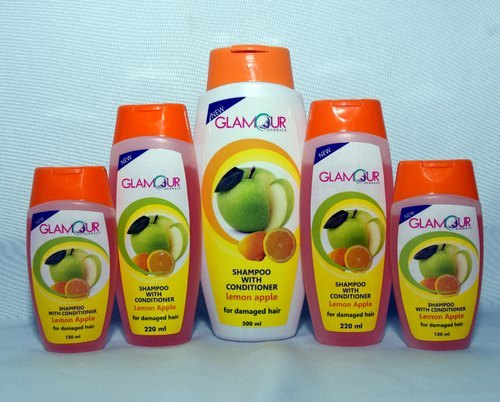 Lemon Apple Shampoo With Conditioner