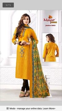 Cotton Salwar Kameez Manufacturer