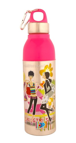 Insulated Water Bottle Pink