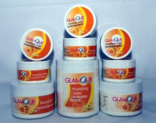 Cocoa Butter Apricot Nourishing Massage Cream