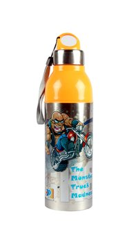 Insulated Water Bottle Orange
