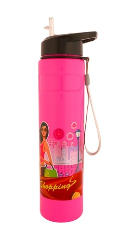 Sipper Bottle Pink