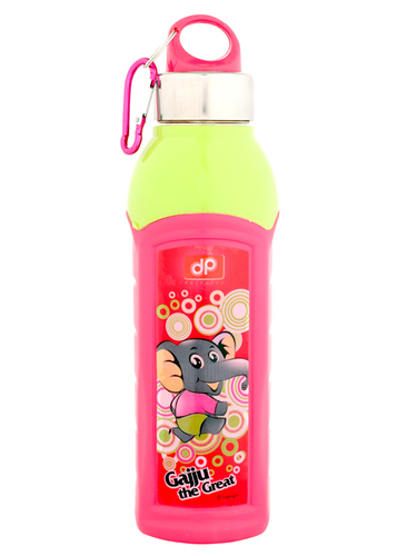 T Water Bottle 750 Pink