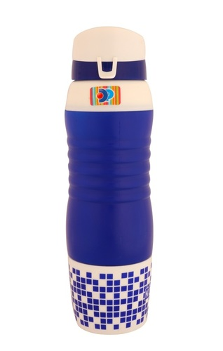 Thermo Water Bottle Blue