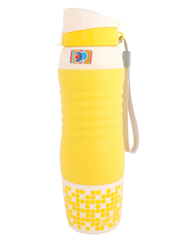 Thermo Water Bottle Yellow