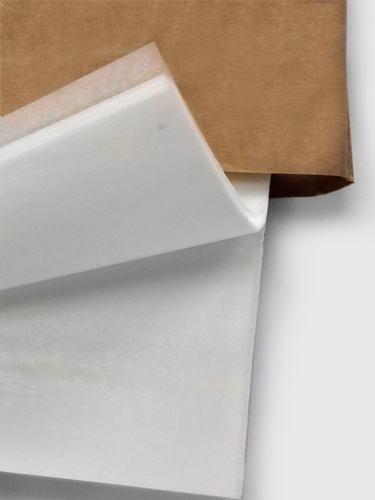 Mg White / Natural Bleached Kraft ( Release Base ) Paper
