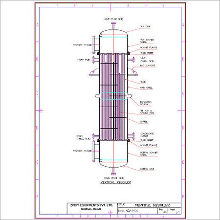Vertical Reboiler