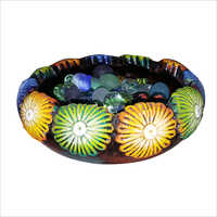 Flower Design Bowl
