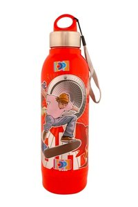 Water Bottle 1200 Red