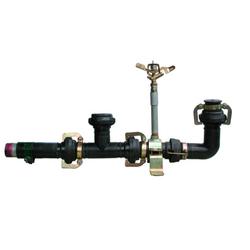 HDPE Sprinkler Irrigation System