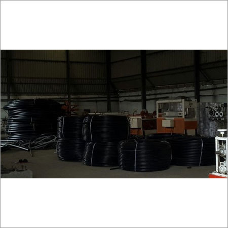 Black 50 mm HDPE Pipe