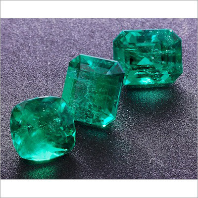 Green Emeralds Stone