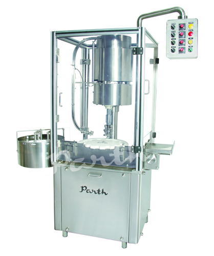 Single Head Vial Sealing Machine