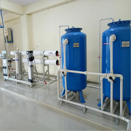 Mineral Water Plant 6000 LPH