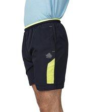Men's Nevy & Green Shorts