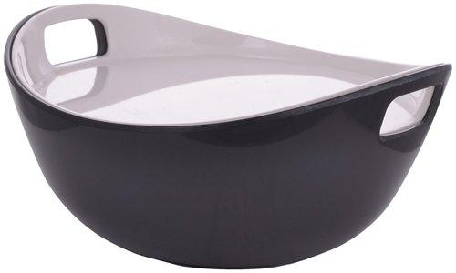 Serving Bowl Black