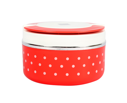 1 Piece lunch Box Red