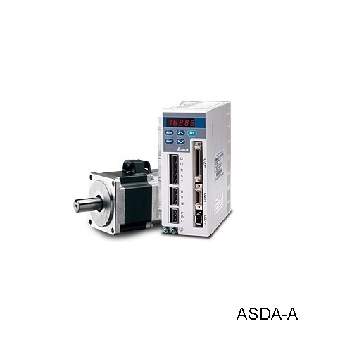 ASDA-A Series Motors And Drives