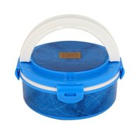Lunch Box Container Blue