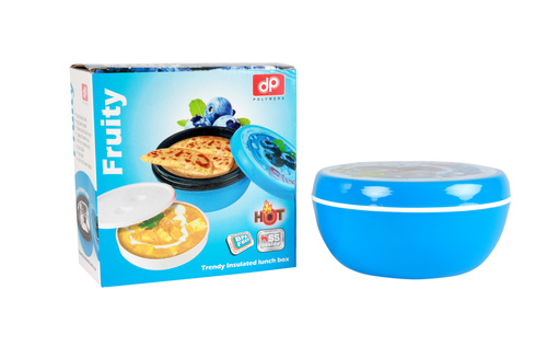 Mini Lunch Box Blue